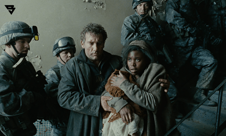 2)Children of Men (Son Umut)