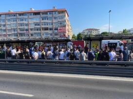 İstanbul'da Felaket Yaşanıyor